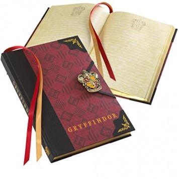 Deluxe Tagebuch Notizbuch von Gryffindor