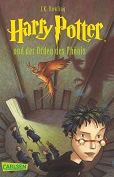 Harry Potter und der Orden des Phönix / Buch 5
